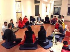 Social meditation circle thumb