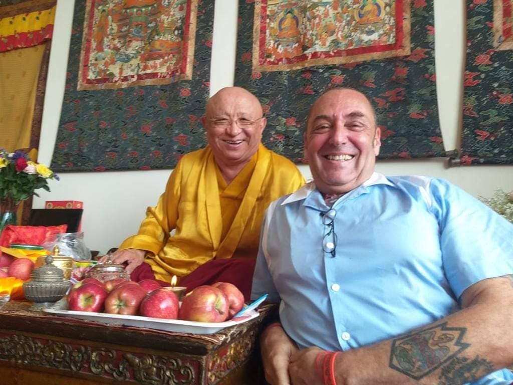 Chokyi nyima rinpoche birthday